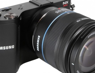 Samsung NX200 Review