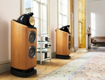 Bowers & Wilkins 802D Review