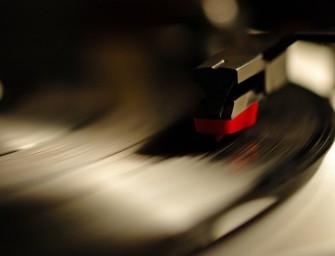 Verkoopcijfers vinyl dalen met 9.1%