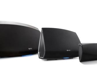 Maak kennis met het draadloze audiosysteem Denon HEOS