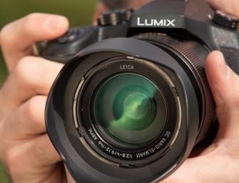 Panasonic kondigt eerste bridgecamera met 4K-opnames en 1-inch MOS-sensor aan