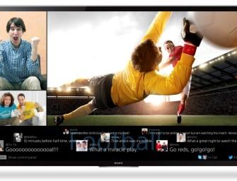 Sony brengt WK tot leven op Bravia 4K-televisies