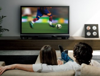 Yamaha soundbars maken van het WK voetbal 2014 een live belevenis op tv