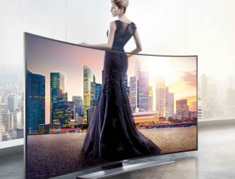 Samsung UE55HU8500 Curved UHD TV review