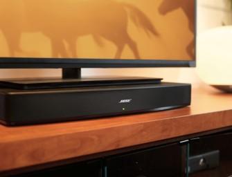 Bose introduceert CineMate® 15 home cinema speaker system en Solo 15 TV sound system