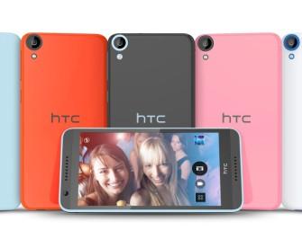 Nieuwe HTC Desire 820 brengt entertainment op je telefoon naar een hoger niveau