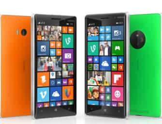 Nieuwe betaalbare Nokia Lumia-smartphones met high-end fototechnologie