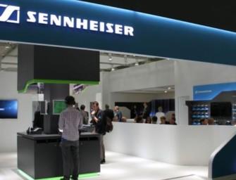 IFA 2014: Sennheiser presenteert 'the future of audio'