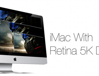 Apple iMac met 5K display