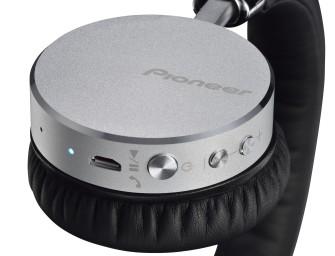 Pioneer Bluetooth hoofdtelefoon SE-MJ561BT