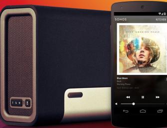 Sonos Controller krijgt update 5.2