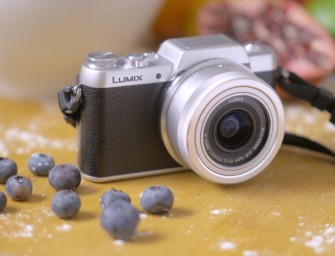Panasonic Lumix DMC-GF7 trendy en creatief