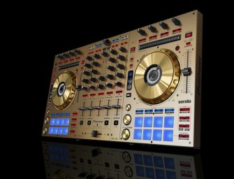 Pioneer DDJ-SZ Gold Limited Edition