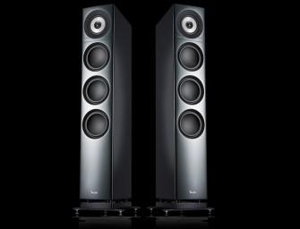 Teufel Definion 3 luidsprekers : een hoogstaand stereopaar.