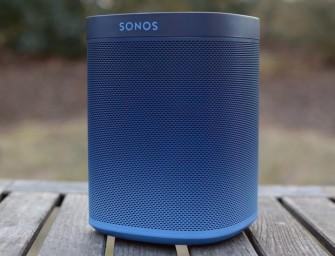 Sonos lanceert unieke Blue Note Play:1