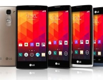 LG smartphone line up 2015