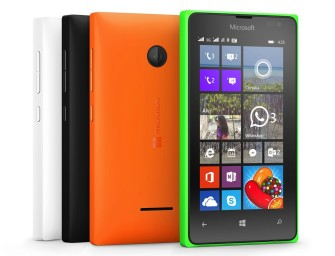 Microsoft Lumia 435 : meest betaalbare Windows Phone tot nu toe