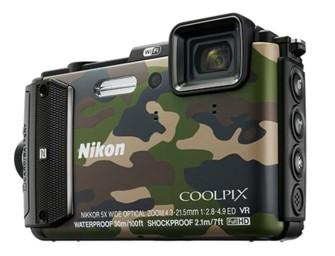 De waterdichte COOLPIX camera's van Nikon