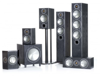 Monitor Audio reveals new Bronze speaker range