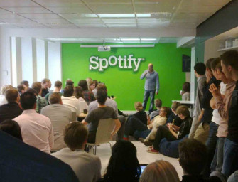Spotify now packed with entertainment, news and clips