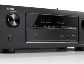 Denon AVR-X1200W en AVR-X2200W voorgesteld