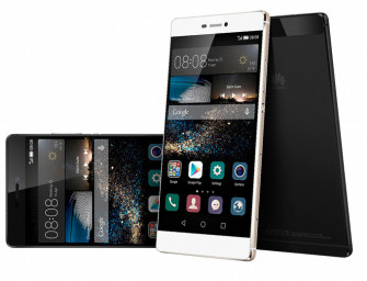 Huawei P8 flaship smartphone