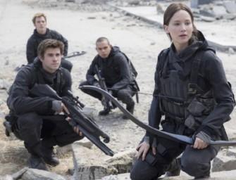 The Hunger Games Mockingjay part 2 trailer