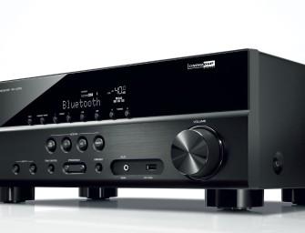 Yamaha RX-V379, een perfecte start voor Home Cinema