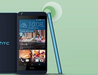 HTC Desire 626 : Opvallend design met uitgebreide mogelijkheden