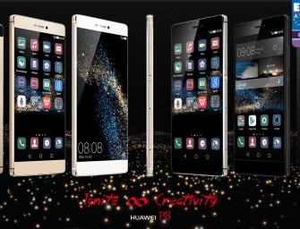 Huawei P8 scoort EISA award