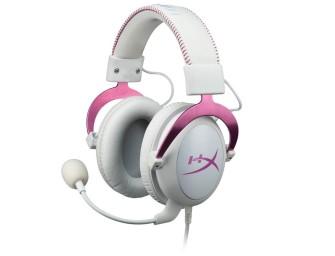 HyperX Cloud II Pink Headset brengt surround geluid naar je oren