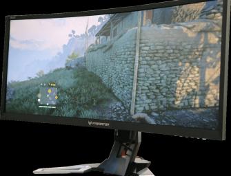 Acer lanceert Predator gamingmonitoren met NVIDIA G-SYNC