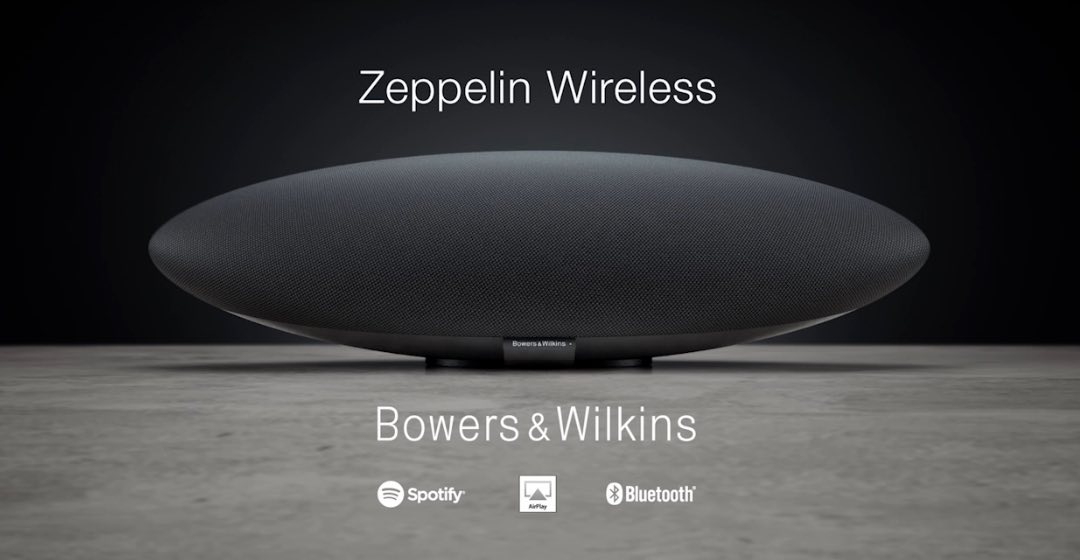 bowers wilkins zeppelin wireless audiovideo2day. Black Bedroom Furniture Sets. Home Design Ideas