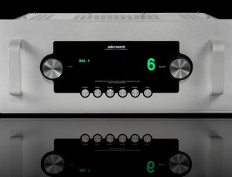 Audio Research REF 6 versterker gelanceerd
