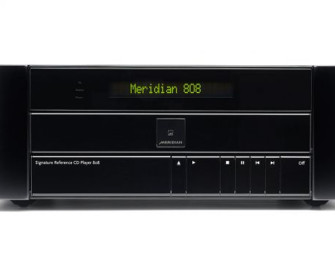 Meridian verbetert 808 CD-speler