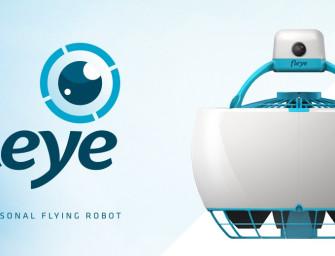 Fleye, de veiligste drone ter wereld is van Belgische makelij