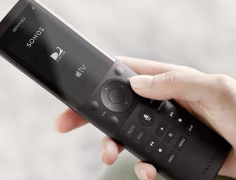 Savant Remote kan alles bedienen