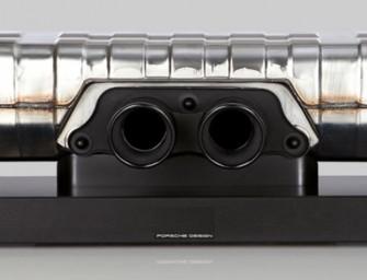 Porsche bouwt 911 GT3 soundbar uit auto-onderdelen