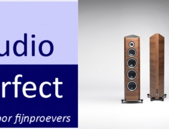 AudioPerfect wordt regiodealer Sonus Faber