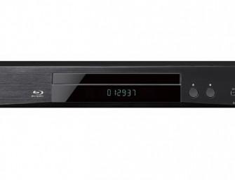 Onkyo BD-SP353, een nieuwe Slimline Blu-ray speler