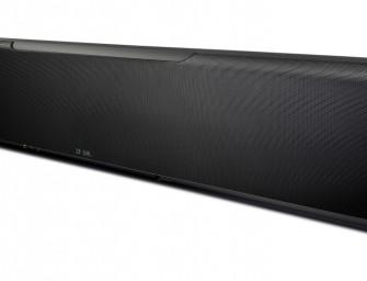 Yamaha YSP-5600: Soundbar met Dolby Atmos