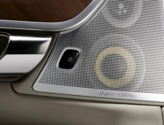 Bowers & Wilkins levert audiosysteem voor nieuwe Volvo S90