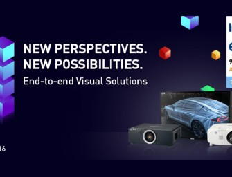 Panasonic brengt helderheid op ISE 2016