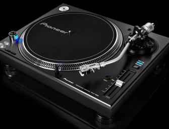 Lekker vinyl draaien met Pioneer PLX-1000