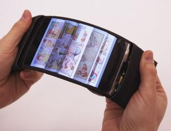 ReFlex is eerste prototype van buigbare smartphone