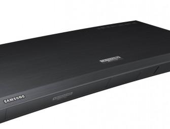 Samsung kondigt 4K blu-ray aan