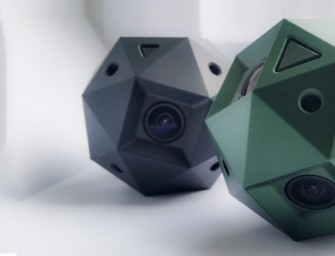 Sphericam 2 filmt 4k in 360 graden aan 60 fps
