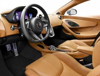 McLaren 570 GT krijgt Bowers & Wilkins audiosysteem