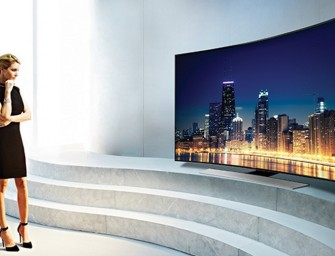 Samsung zal nog geen OLED tv bouwen
