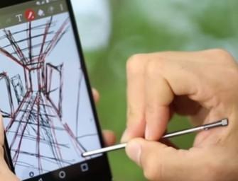 LG Stylus 2 wordt eerste smartphone met DAB
